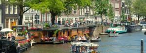 Amsterdam centrum grachten
